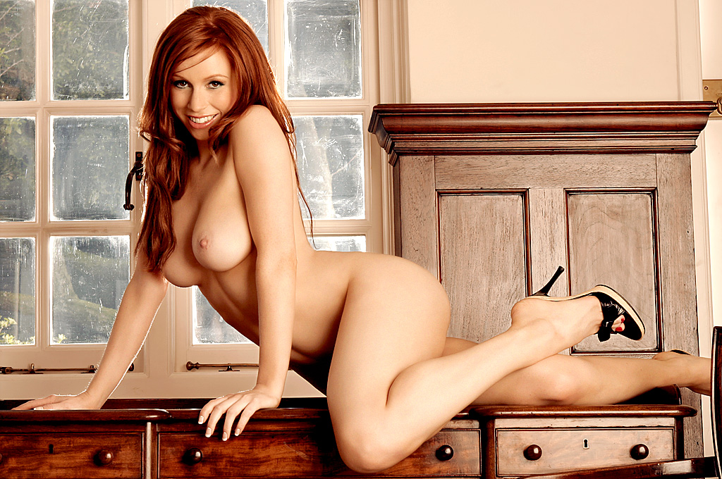 Redhead from mythbusters