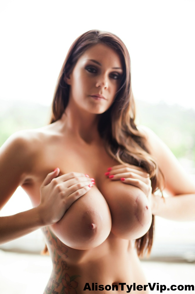 large boobs display