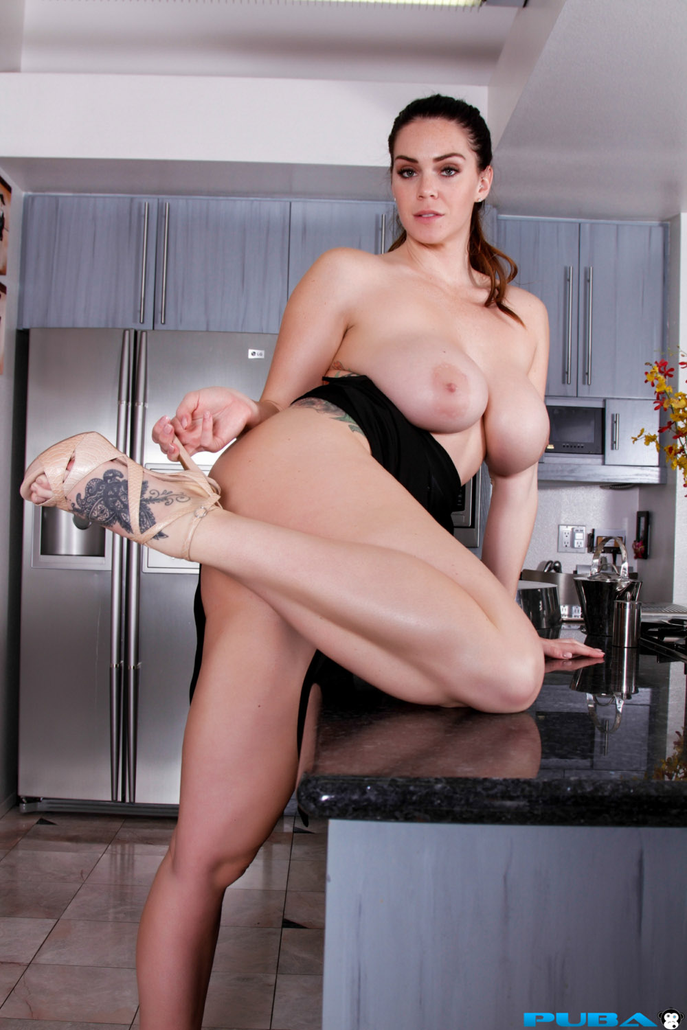 Alison Tyler Nude Pics alison tyler nude in the kitchen - foxhq