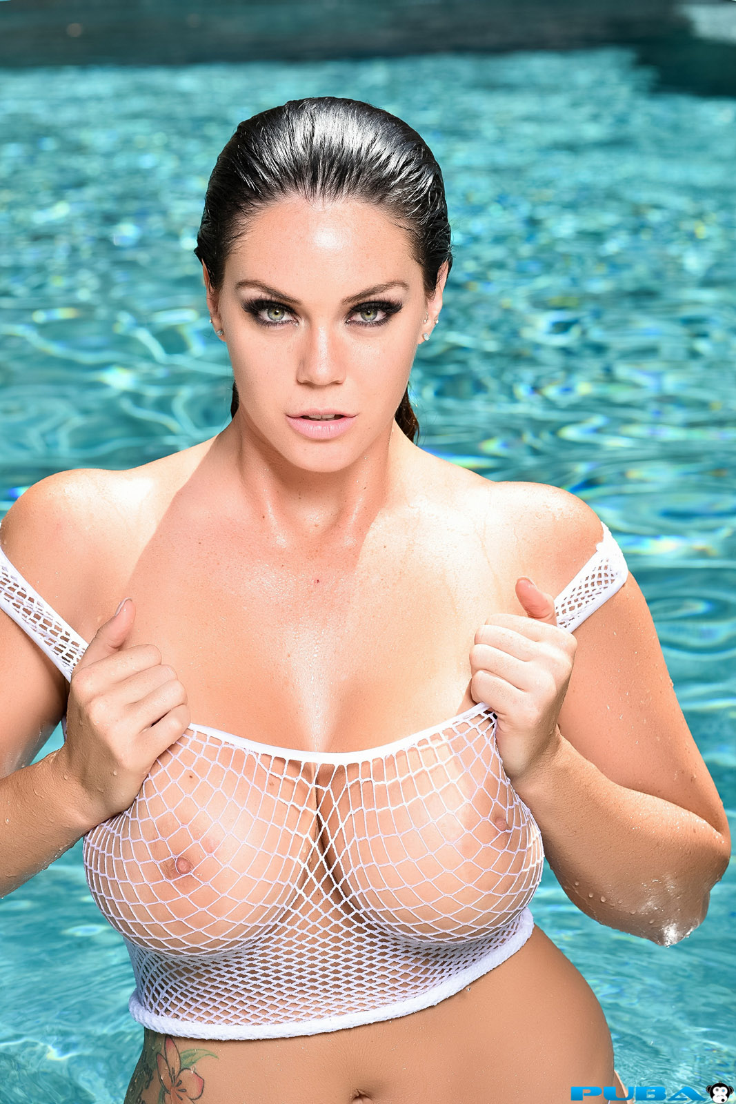 alison tyler nude in the pool - foxhq