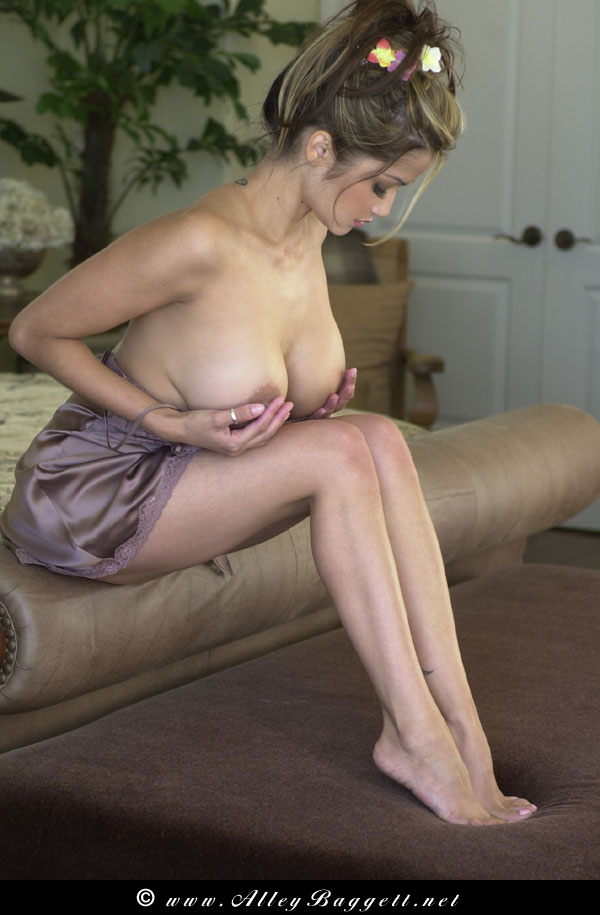 Perfect breasts baggett most alley