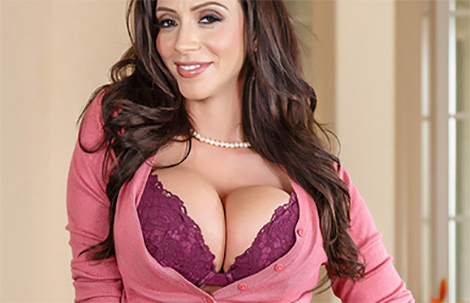 Ariella Ferrera My Sons Teacher Brazzers