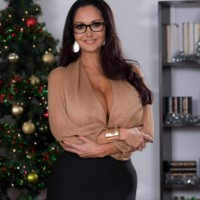 Office Party Boobs - Ava Addams Office 4 Play Christmas Brazzers - FoxHQ