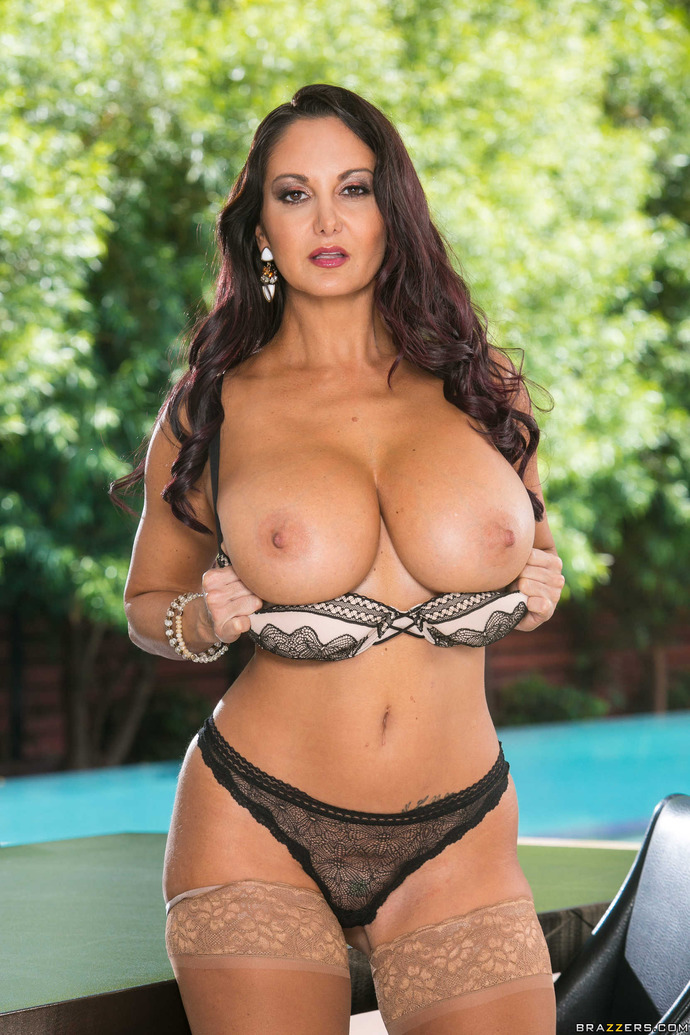 Busty milf romi rain gets fucked by a brother 3