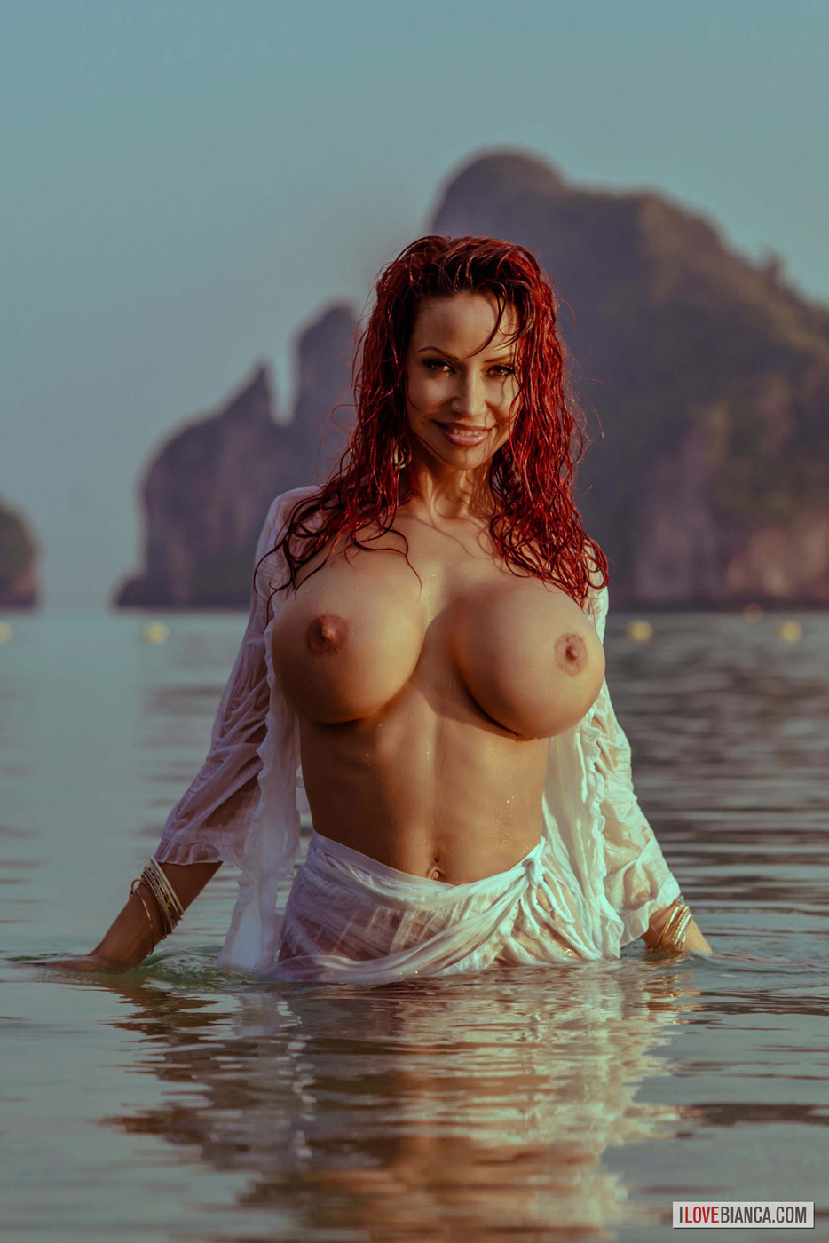 Confirm. All Bianca beauchamp wet and naked are mistaken