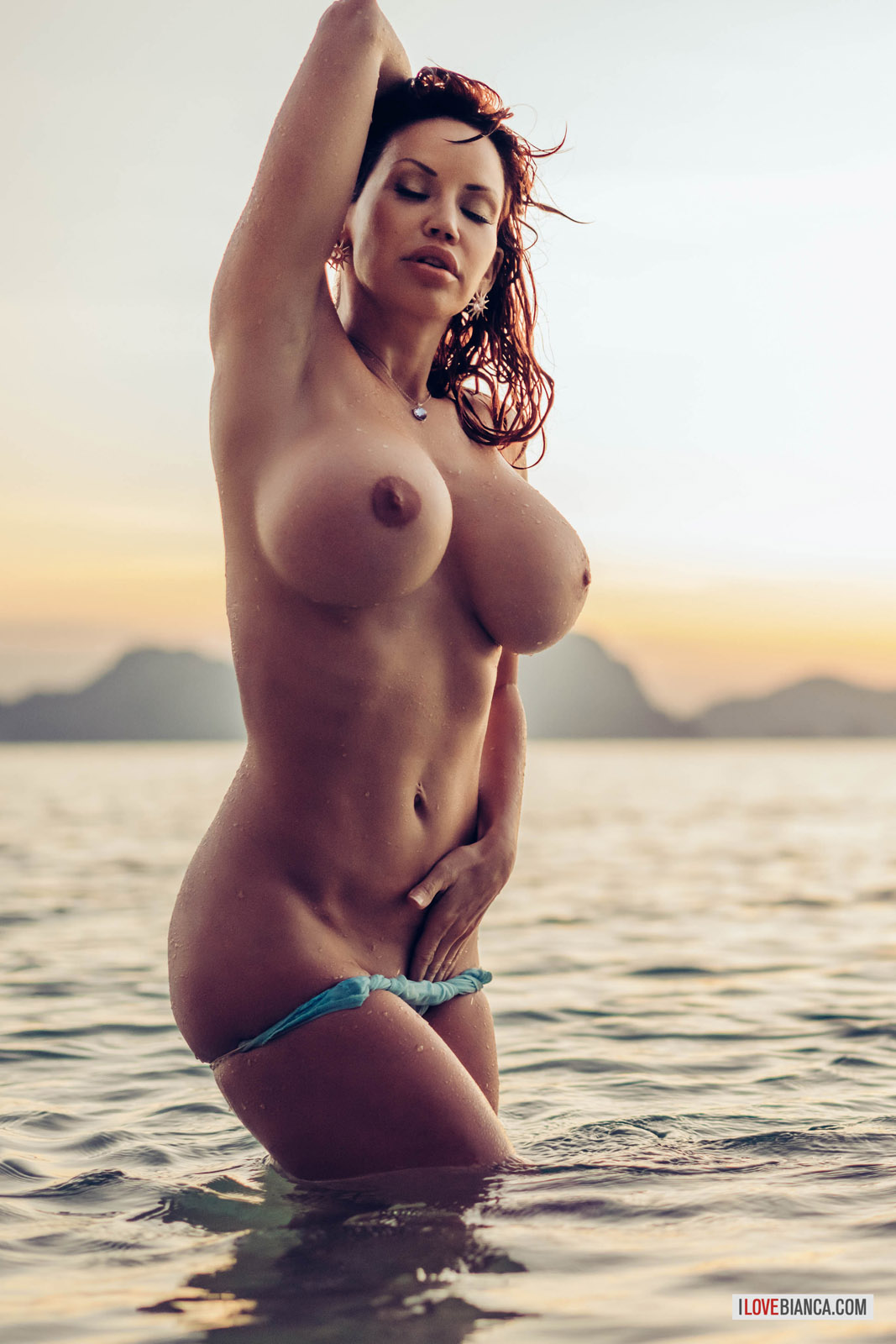 bianca beauchamp beach