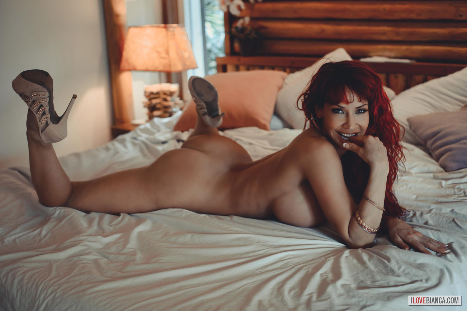 Bianca beauchamp naked think, that