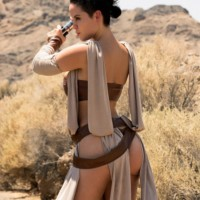 Can star wars cosplay porn confirm