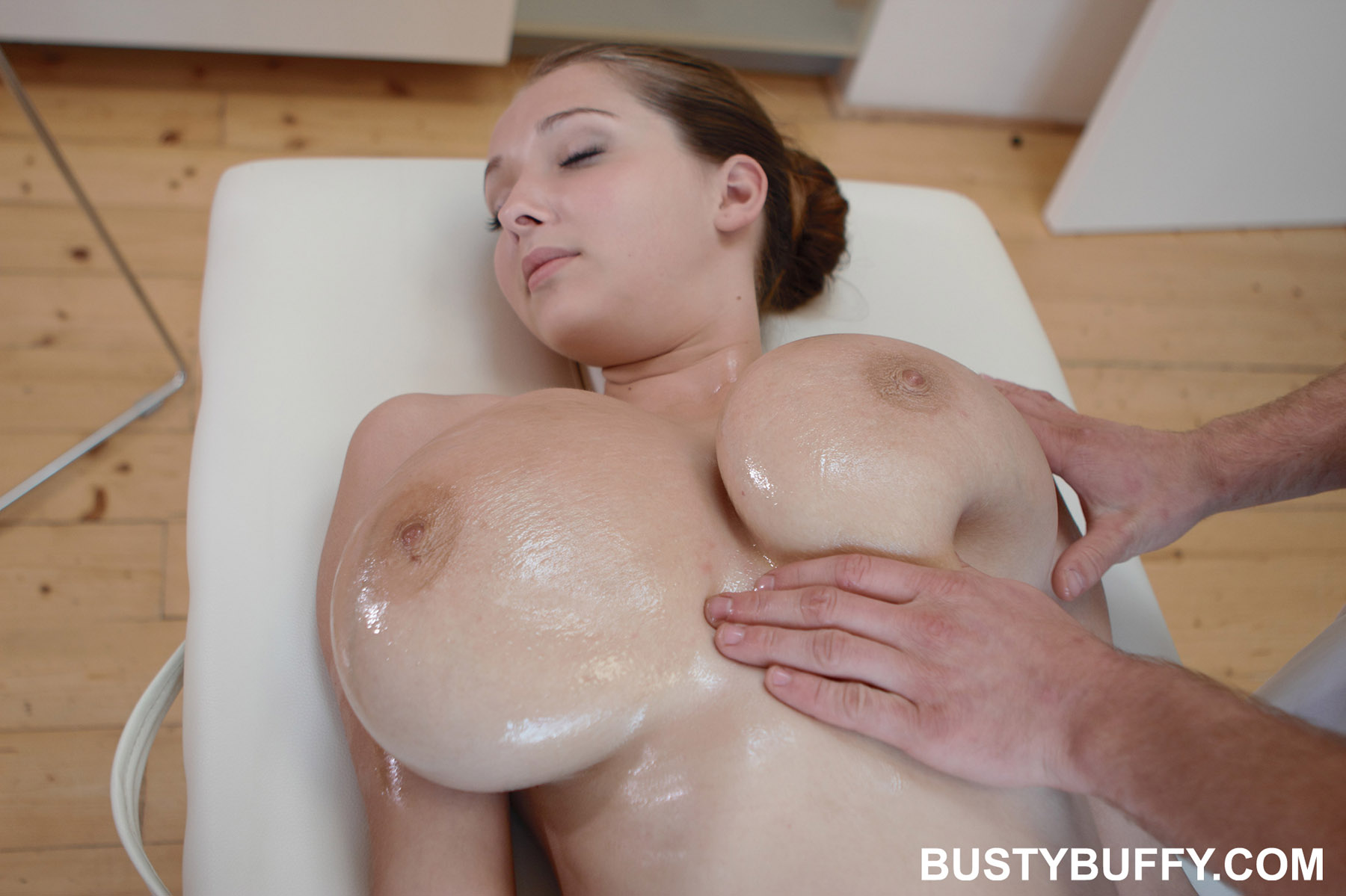 huge tits massage - free porn massage Nude