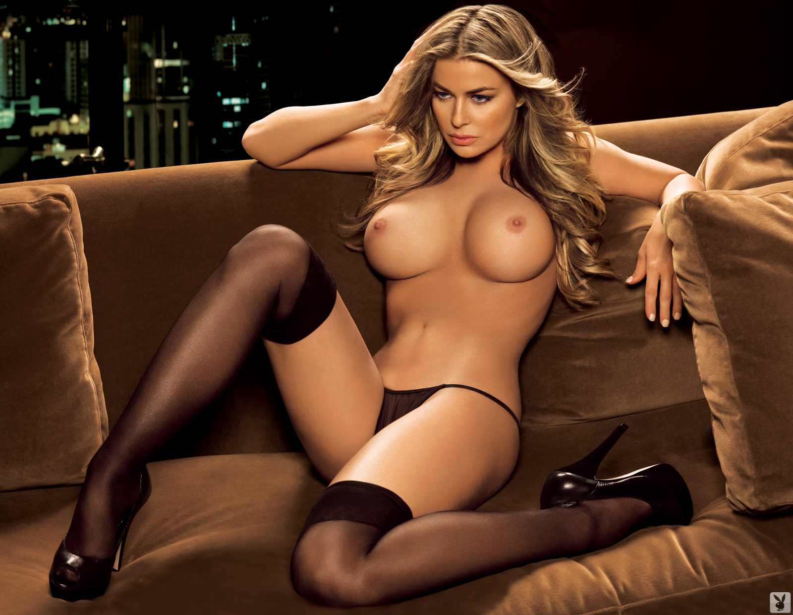 Nude carmen electra photos you have