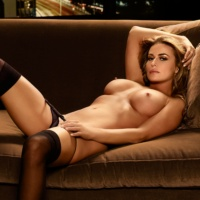 Has Carmen Electra ever been nude? -