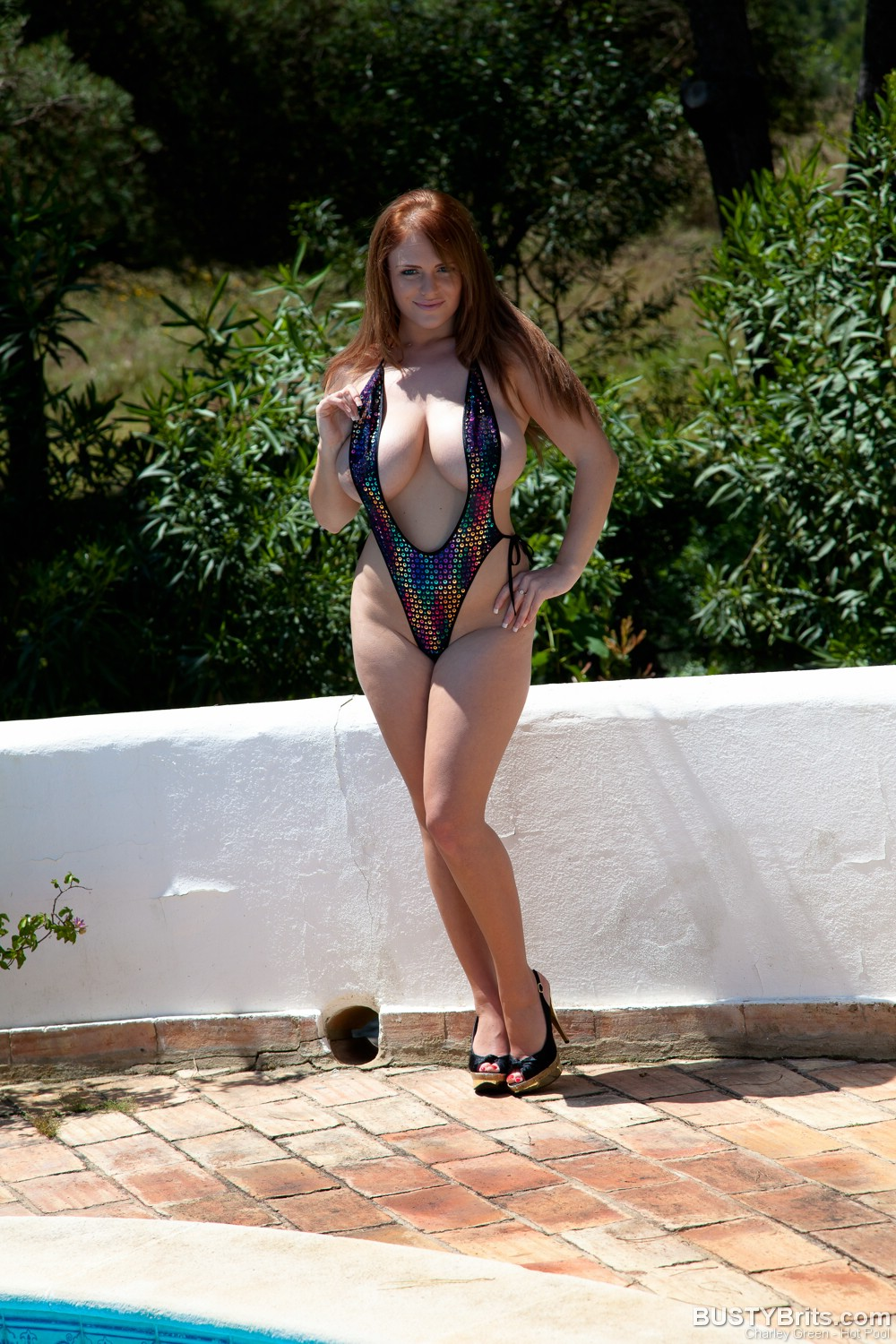 Click here to see more Charley Green @ Busty Brits
