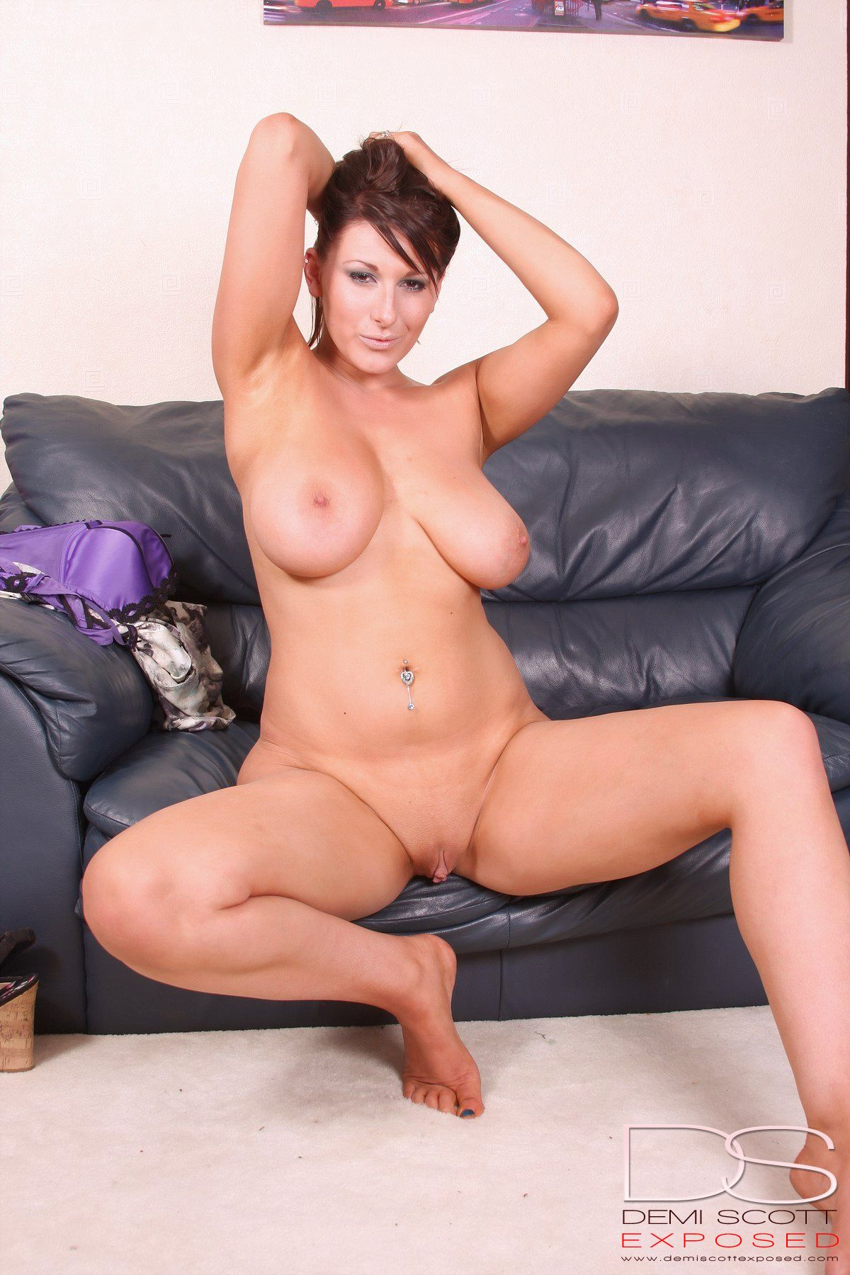 Simply excellent Demi scott nude You will