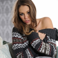 Emma frain sweater rather