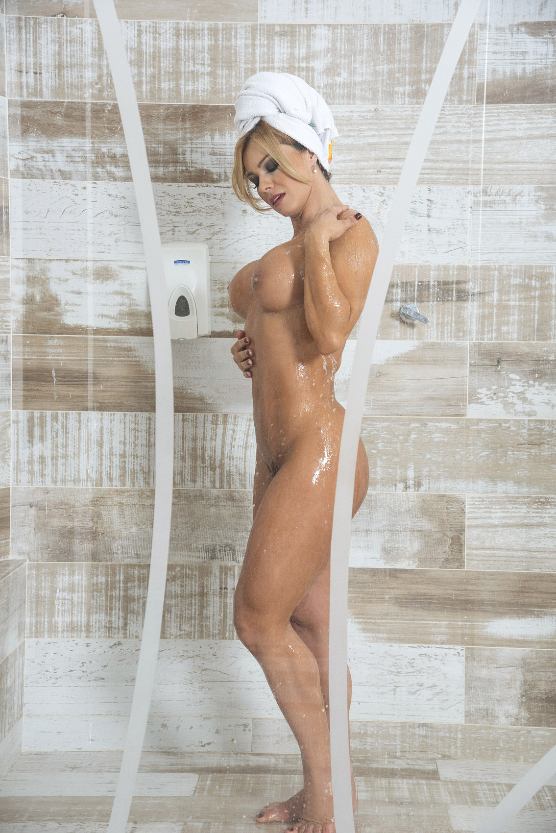 ready help you, caught spying milf shower think, that