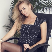 Hayley Marie More Than Nylons