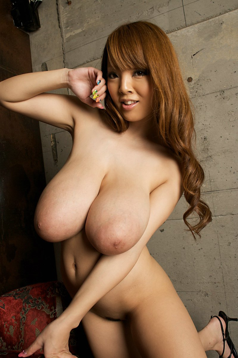 Busty Asian Model 119