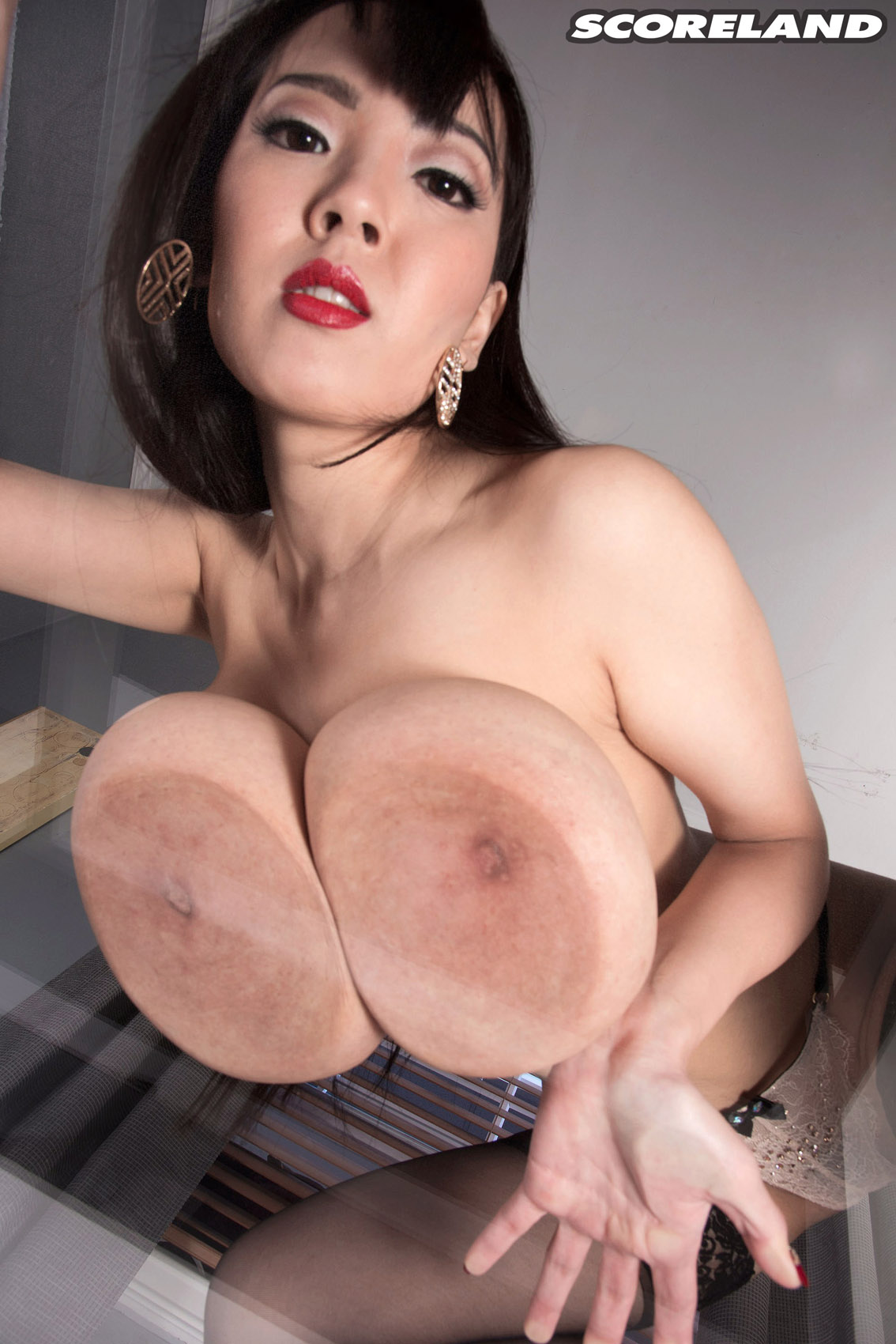 Asian hot huge