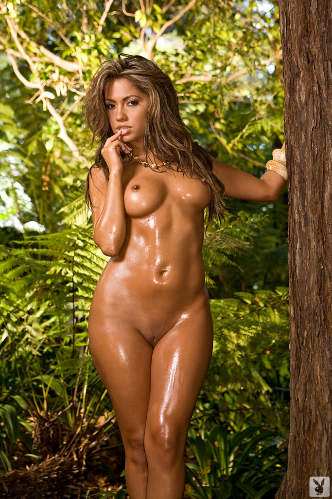 Teens nude in jungle