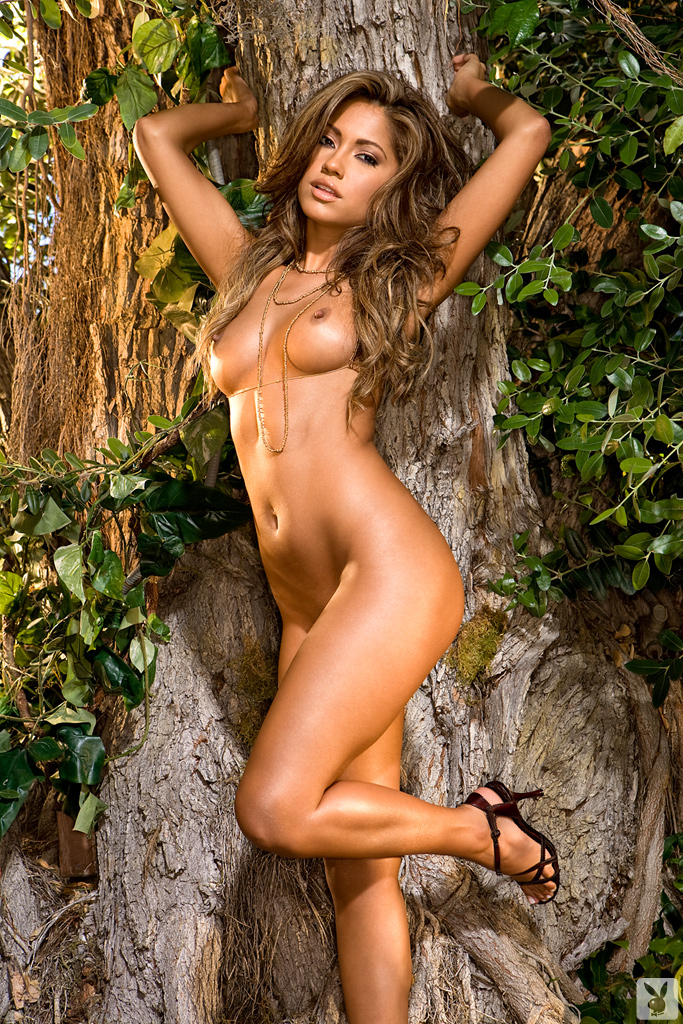 Nude Playboy Girl Jessica