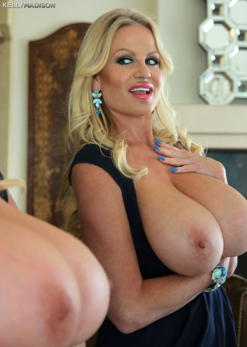 Kelly madison xxx think only!
