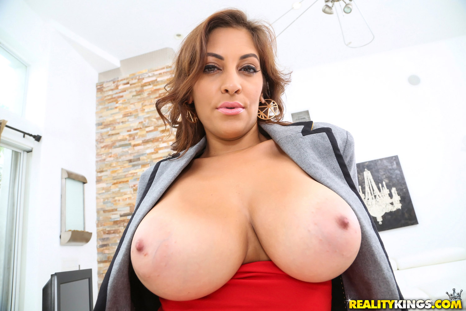 Big Tits Boss