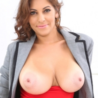 Kitana Flores Big Tits Boss