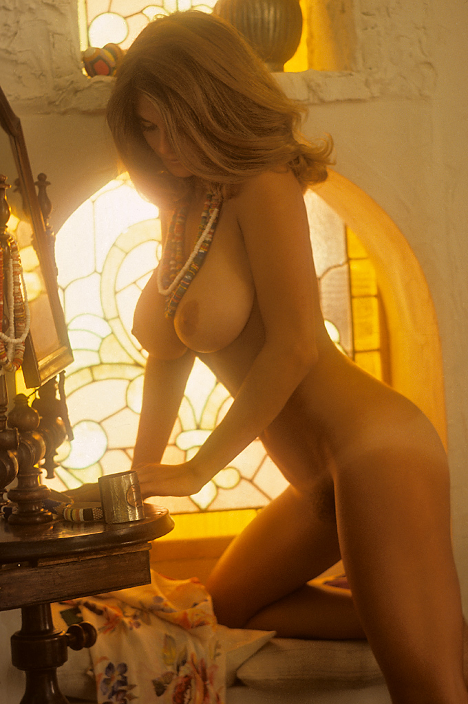 Marilyn lange playboy nude