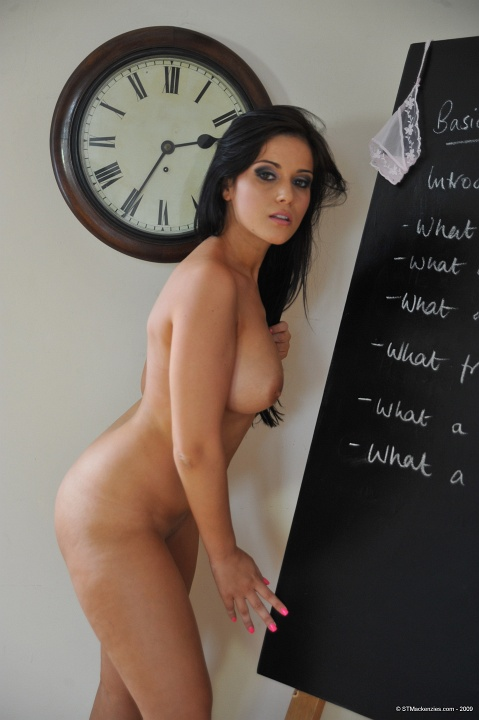 Homemade mature nude teachers