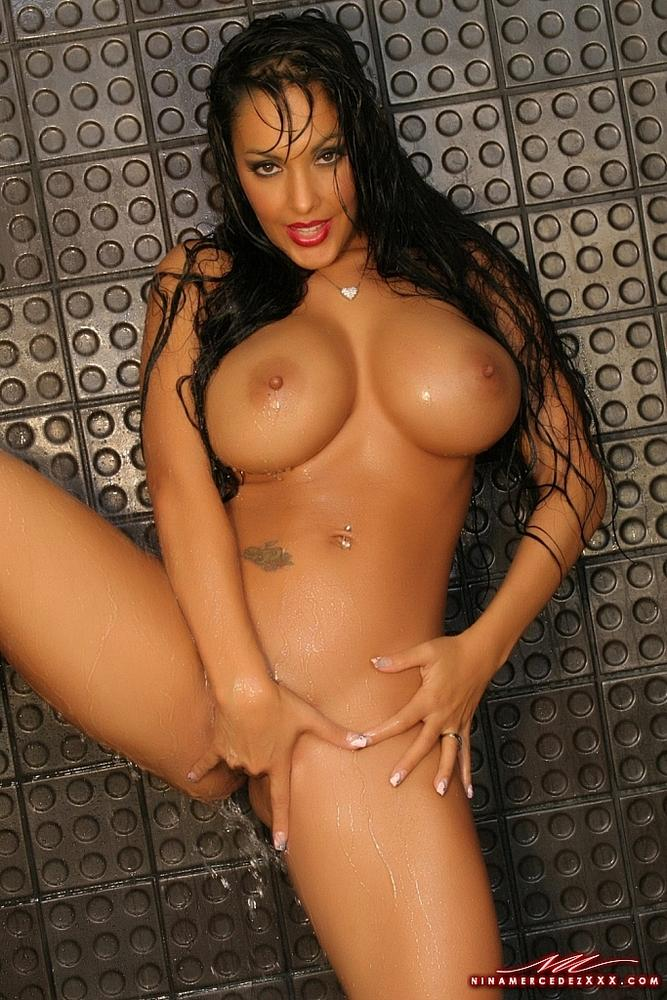 Interesting idea.. Fucking under shower nina mercedez