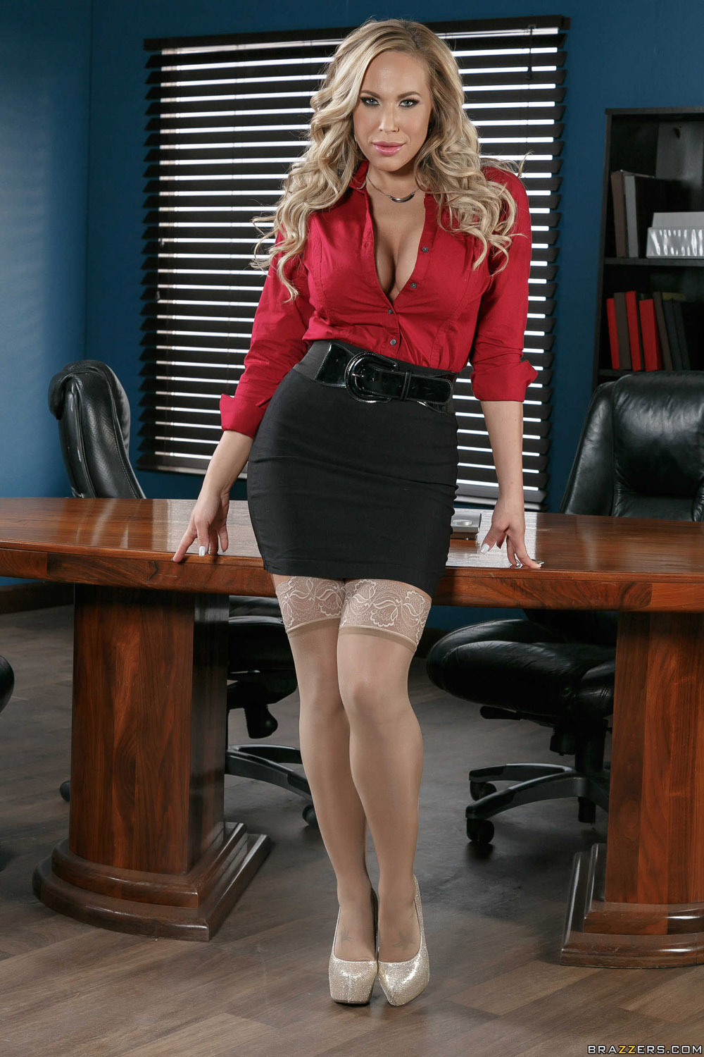 How To Fuck At The Office Olivia Austin