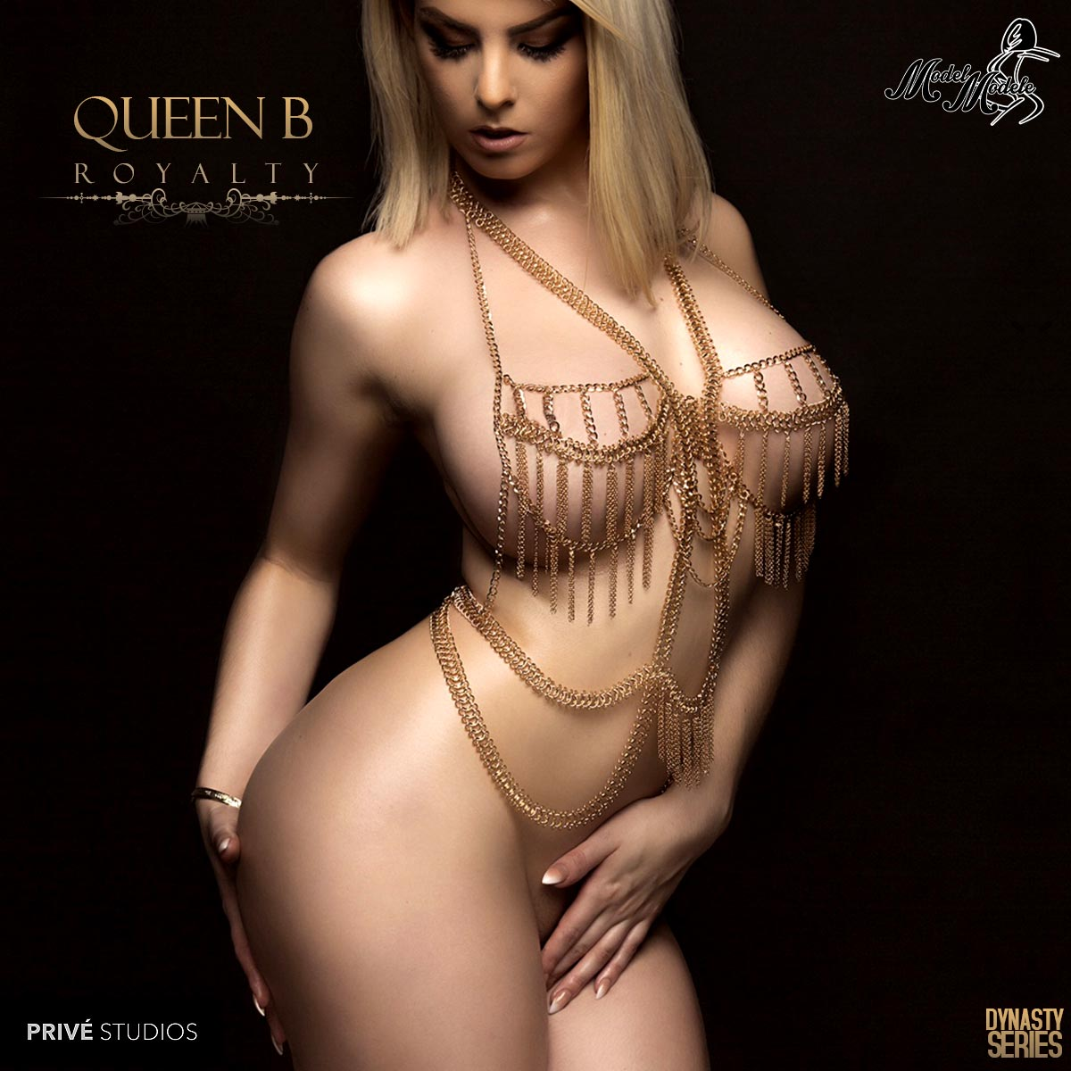 queen b jewels and tits - foxhq