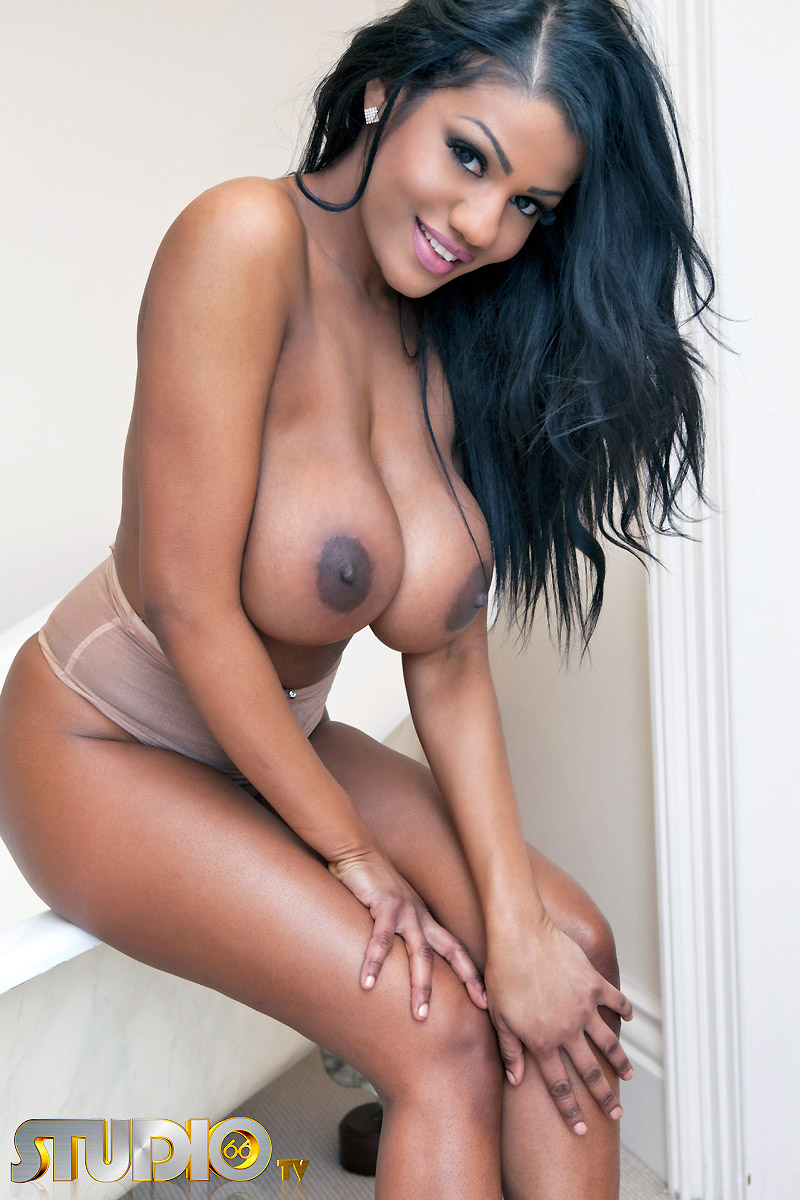 Exciting shemale fucking hard in the ass 6
