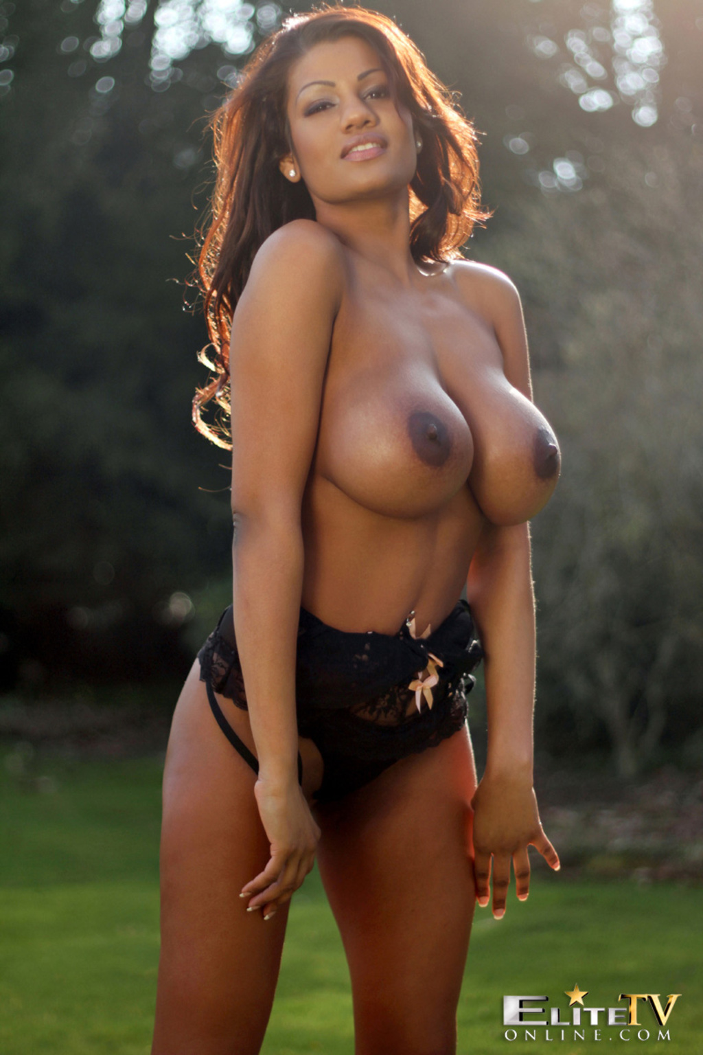 hot toples black women
