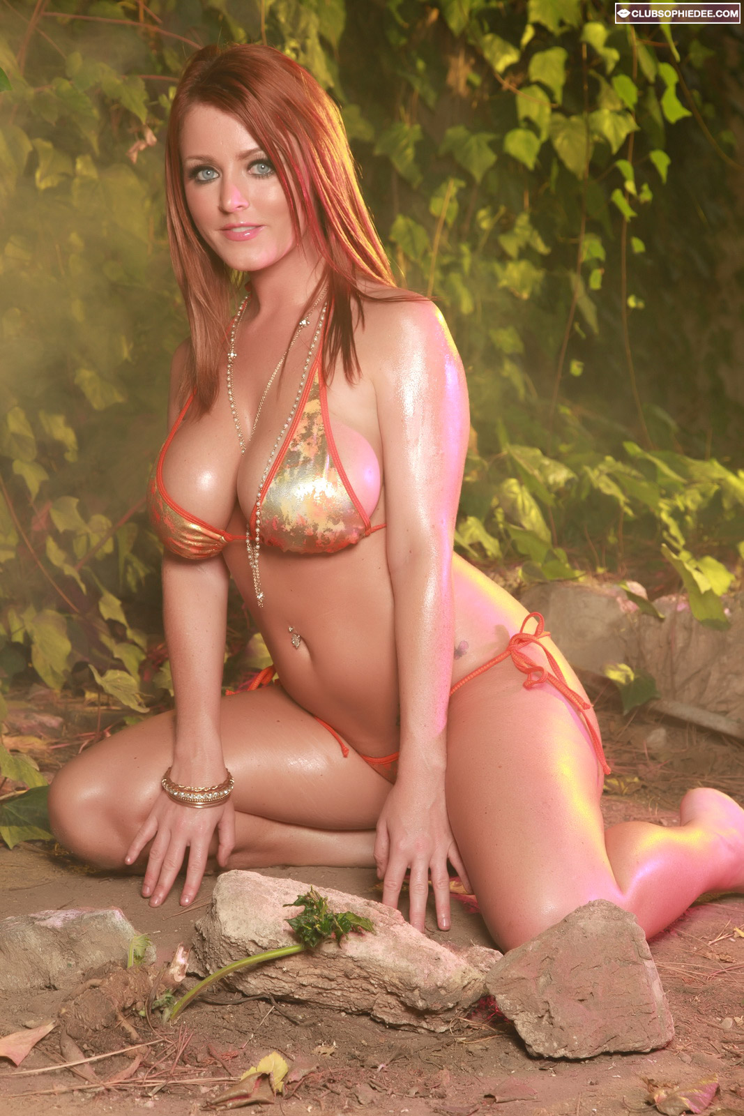 Jungle nude wild girl