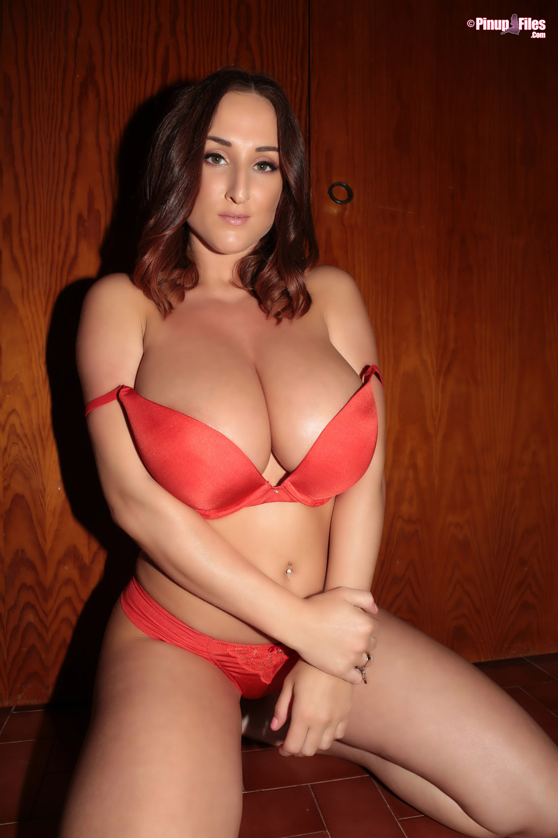 Tits In Lingerie Pics