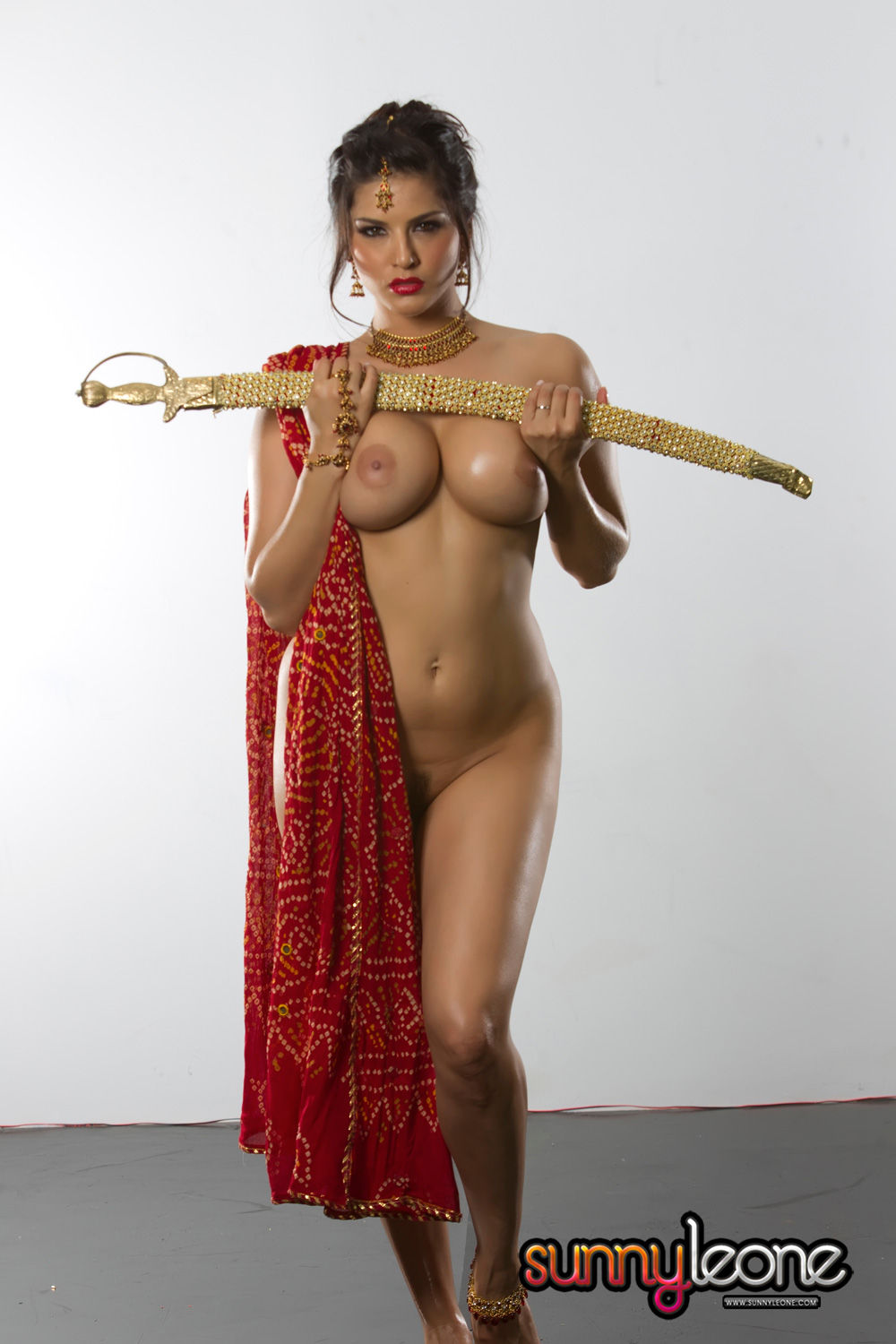 nude-red-indian-babe