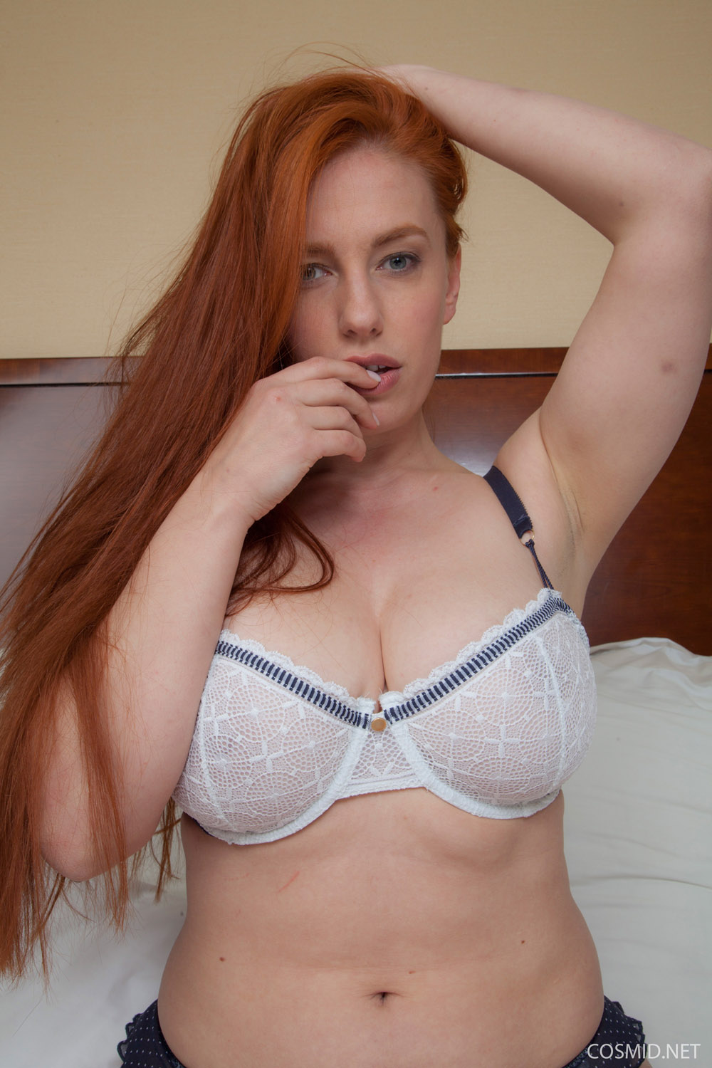 Blackmail Red Head Sister
