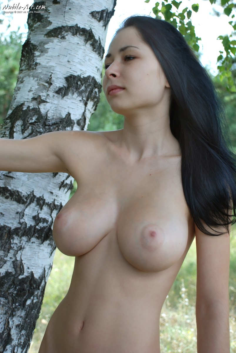 nude girls of south america